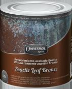 OWATROL REACTIV LEAF BRONZE 0.5 L