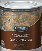 OWATROL VARNISH 0.5 L