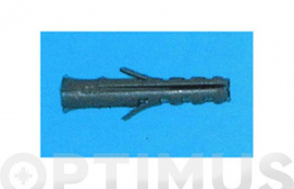 TACO NYLON GRIS FER (BL) 2898-6 mm