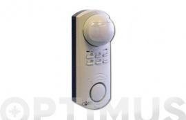ALARMA DIGITAL C/DECTECTOR 12209
