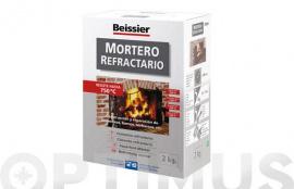 MORTERO REFRACTARIO BEISSIER 2 KG