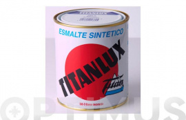 TITANLUX SINT. MATE 750 ML 576 NEGRO