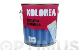 ESMALTE SATINADO KOLOREA 375 ML-BLANC