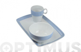 BOL APILABLE PORCELANA AMBIT F MINI TOPOS A