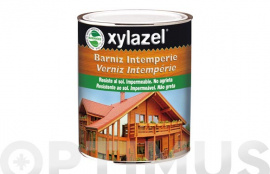 BARNIZ INTEMPERIE SATINADO XYLAZEL 750 ML