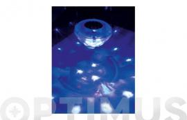 LAMPARA FLOTANTE FANTASIA PISC 7 PROGRAMAS