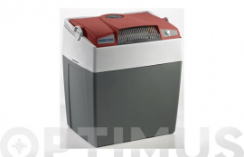 NEVERA RIGIDA TERMOELECTRICA PREMIUM 12/220V  G30 29 LT C/USB