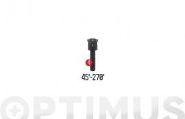 TURBINA MINI PRECISION AJUSTABLE 360º ALCANCE REGULABLE 4,3-7,9 M.