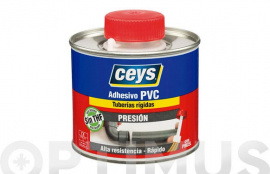ADHESIVO PVC PRESION TAPON PINCEL 250ML