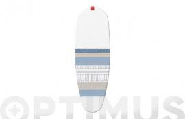 FUNDA MESA PLANCHAR EASY CLIP 130X47 CM-ESTAMPADO