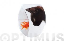 TAPA WC FISH&CAT