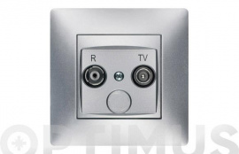 TOMA R-TV HABITAT15 ALUMINIO