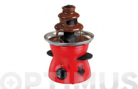 FONDUE CHOCOLATE ELECTRICA 0,3L 80 W