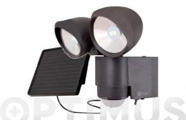 KIT SOLAR +PROTECTOR LED CON DETECTOR SOLARTWAIN BLACK