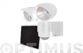 KIT SOLAR +PROTECTOR LED CON DETECTOR SOLARTWAIN WHITE