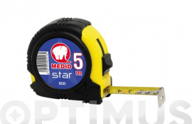 FLEXOMETRO BIMATERIAL STAR B 5X19 MM