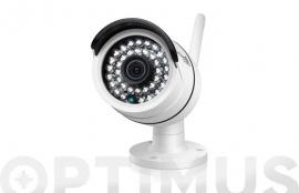CAMARA IP 1080P MOTORIZADA SENSOR MOVIMIENTO IP/WIFI