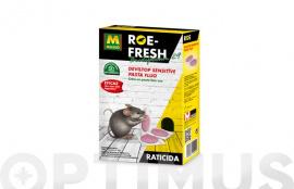 RATICIDA CEBO FRESCO ROE-FRES MONODOSIS  10 X 15 GR
