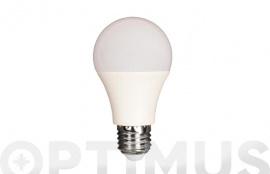 LAMPARA LED ESTANDAR 806LM (4UNIDADES) E27 10W CALIDA