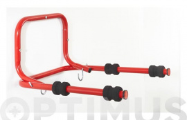 SOPORTE PARED PLEGABLE 2 BICICLETAS