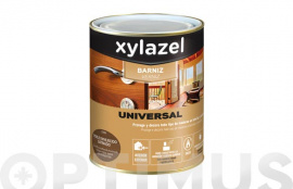 BARNIZ INTERIOR-EXTERIOR 750 ML NOGAL SATINADO