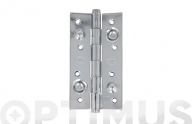 BISAGRA DE SEGURIDAD MOD.565 150X82X3 MM CROMADO BRILLO