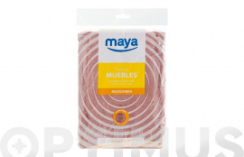 BAYETA MICROFIBRA ESPECIAL MUEBLES 40X40CM