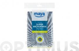 BAYETA SUPER MICROFIBRA 350GR 38X38GR