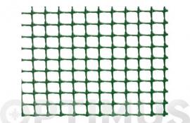 MALLA CUADRANET (MALLA 5X5MM) 300GR/M2 1X25 VERDE