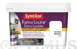 PINTURA BAÑO RENOV FLASH RESIST BLANCO 500 ML