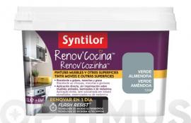 PINTURA COCINA RENOV FLASH RESIST VERDE 500 ML