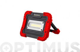 FOCO PROYECTOR LED RECARGABLE 10W COB 800LM IP65