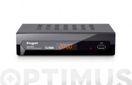 RECEPTOR TDT T2 HEVC USB HDMI
