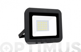 PROYECTOR LED PLANO 30W 3000LM FRIA
