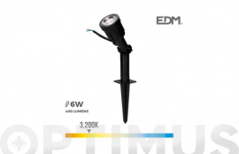ESTACA LED IP64 400LM 38º LUZ BLANCA 3200K