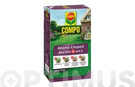 ABONO CESPED ACCION 4 EN 1  3 KG