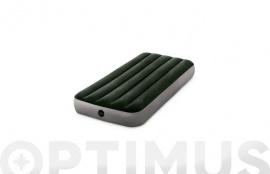 COLCHON-CAMA TWIN DURA-BEAM INDIVIDUAL C/BOMBA PIE-76X191X25 CM