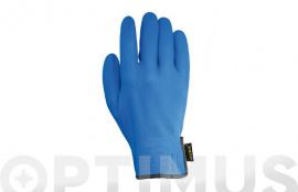 GUANTE AGILITY BLUE T 7