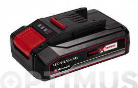 BATERIA POWER-X CHANGE 18 V /  2,5 AH