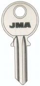 LLAVE ACERO JMA JMA - 3D