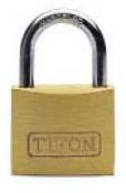 CANDADO LATON TIFON A/N 74000-40