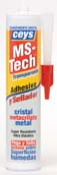 ADHESIVO POLIMERO MS-TECH TRANSP.300ML CEYS