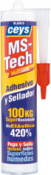 ADHESIVO TOTAL TECH 290ML-GRIS