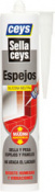 SILICONA SELLACEYS ESPEJOS 280ML-BLANCO
