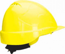 CASCO OBRA ABS C/REGULACION TXR-AMARILLO
