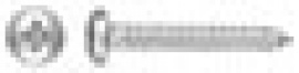 TORNILLO PARKER DIN 7981 C/ALOMADA PHILIPS ZINCADO 4,8 X 16