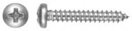 TORNILLO PARKER DIN 7981 C/ALOMADA PHILIPS ZINCADO 4,8 X 25