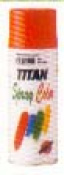 SPRAY TITAN FLUORECENTE 200ML AMARILLO