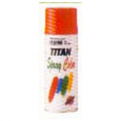 SPRAY TITAN FLUORECENTE 200ML NARANJA