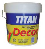 PINTURA PLAS DECOR CF TITAN MATE INT.5KG